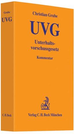 Abbildung von Grube | UVG • Unterhaltsvorschussgesetz | 2009