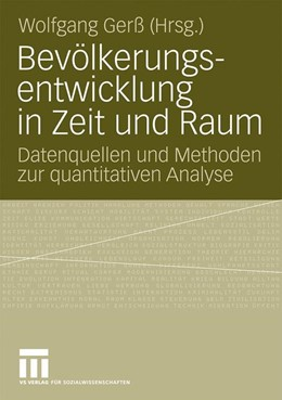 Abbildung von Gerß | Bevölkerungsentwicklung in Zeit und Raum | 2009 | Datenquellen und Methoden zur ...