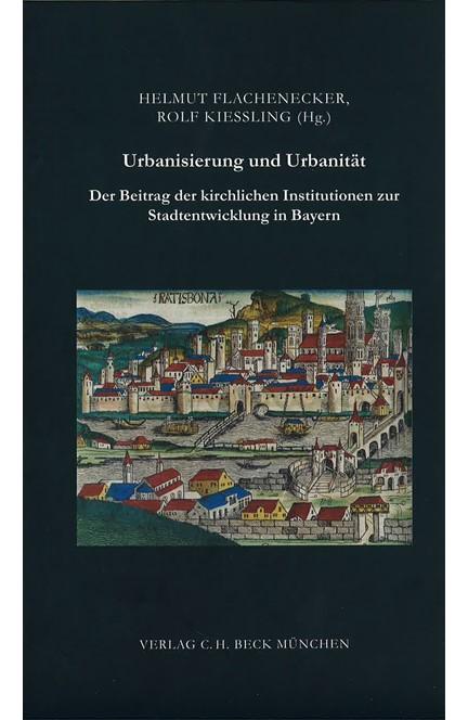 Cover: , Urbanisierung und Urbanität