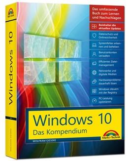 Abbildung von Gieseke | Windows 10 - Das große Kompendium | 2019 | Komplett in Farbe, mit vielen ...