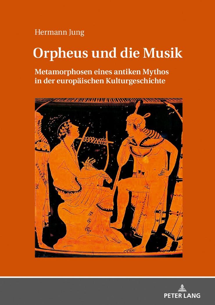 Orpheus und die Musik | Jung, 2018 | Buch (Cover)