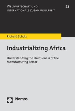 Abbildung von Scholz | Industrializing Africa | 2018 | Understanding the Uniqueness o... | 21
