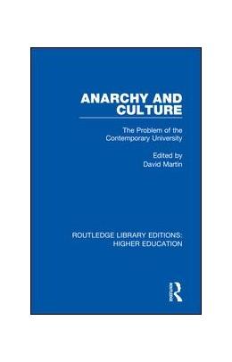 Abbildung von Martin | Anarchy and Culture | 2018 | The Problem of the Contemporar... | 18