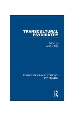 Abbildung von Cox | Transcultural Psychiatry | 1. Auflage | 2018 | 8 | beck-shop.de