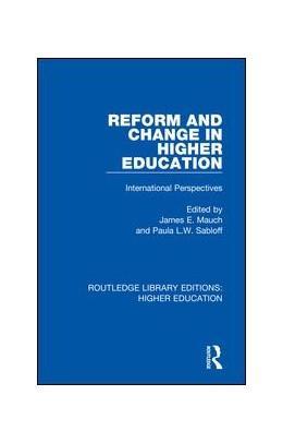 Abbildung von Mauch / Sabloff | Reform and Change in Higher Education | 2018 | International Perspectives | 19