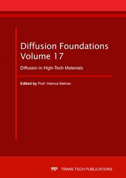 Abbildung von Mehrer | Diffusion in High-Tech Materials | 2018 | Volume 17