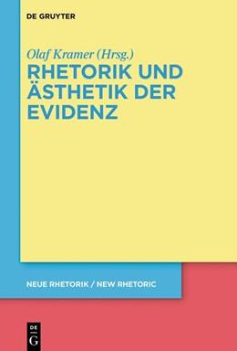 Abbildung von Kramer / Lipphardt / Pelzer | Rhetorik und Ästhetik der Evidenz | 2019 | 30