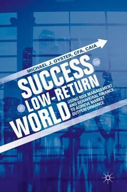 Abbildung von Oyster | Success in a Low-Return World | 1. Auflage | 2018 | beck-shop.de