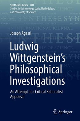 Abbildung von Agassi | Ludwig Wittgenstein's Philosophical Investigations | 1st ed. 2018 | 2018 | An Attempt at a Critical Ratio... | 401