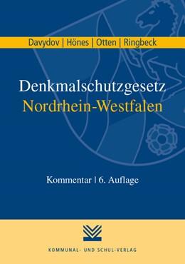 Abbildung von Davydov / Hönes   Denkmalschutzgesetz Nordrhein-Westfalen   6. Auflage   2018   beck-shop.de