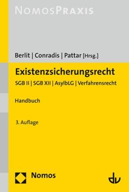 Abbildung von Berlit / Conradis / Pattar | Existenzsicherungsrecht | 3. Auflage | 2019 | SGB II | SGB XII | AsylbLG | V...