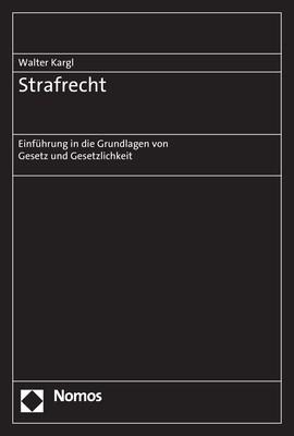 Strafrecht | Kargl, 2018 | Buch (Cover)