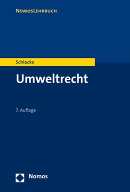 Abbildung von Schlacke | Umweltrecht | 7. überarbeitete und erweiterte Auflage | 2019