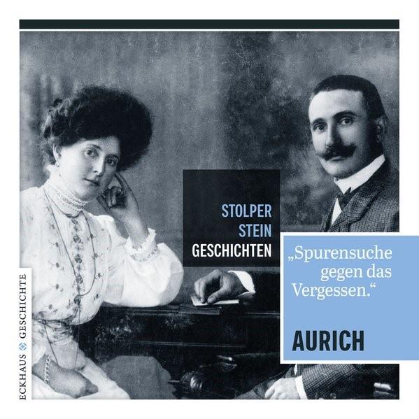 Stolperstein-Geschichten Aurich | Brahms / Völkel, 2018 | Buch (Cover)