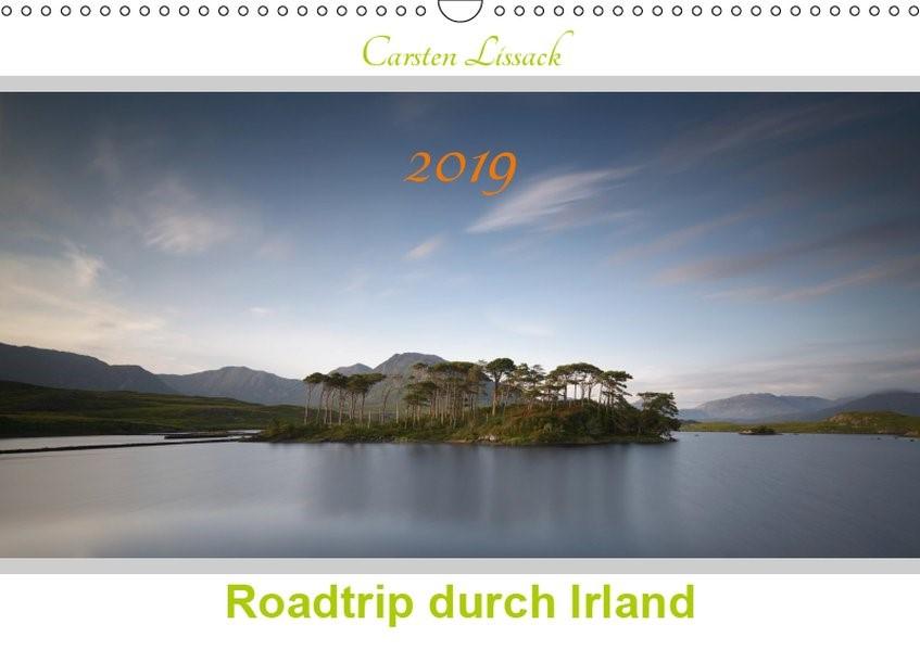 Roadtrip durch Irland (Wandkalender 2019 DIN A3 quer) | Lissack | 1. Edition 2018, 2018 (Cover)