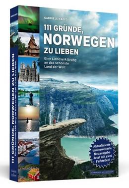 Abbildung von Haefs | 111 Gründe, Norwegen zu lieben | 1. Auflage | 2019 | beck-shop.de