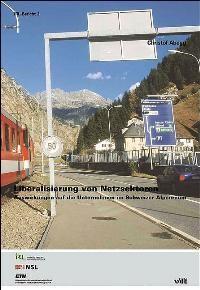 Liberalisierung von Netzsektoren | Abegg /, 2005 | Buch (Cover)