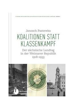 Abbildung von Pastewka | Koalitionen statt Klassenkampf | 1. Auflage | 2018 | beck-shop.de