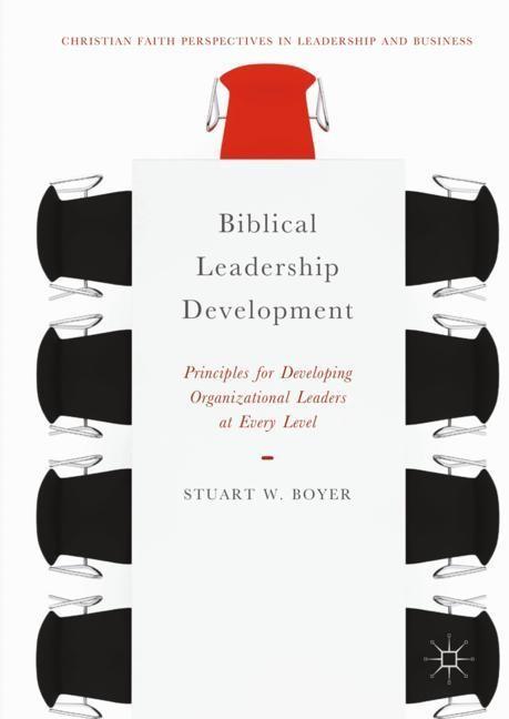Biblical Leadership Development | Boyer | 1st ed. 2019, 2018 | Buch (Cover)