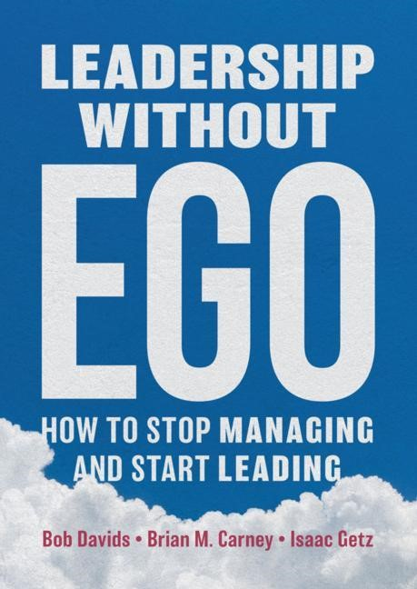 Leadership without Ego | Davids / Carney / Getz | 1st ed. 2019, 2019 | Buch (Cover)