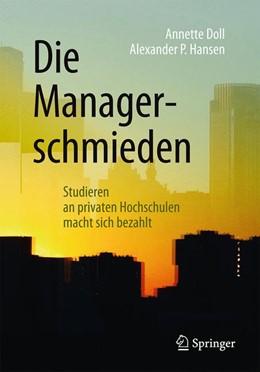Abbildung von Doll / Hansen   Die Managerschmieden   2018   Studieren an privaten Hochschu...