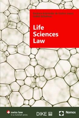 Abbildung von Schroeder de Castro Lopes / Schallnau | Life Sciences Law | 2019