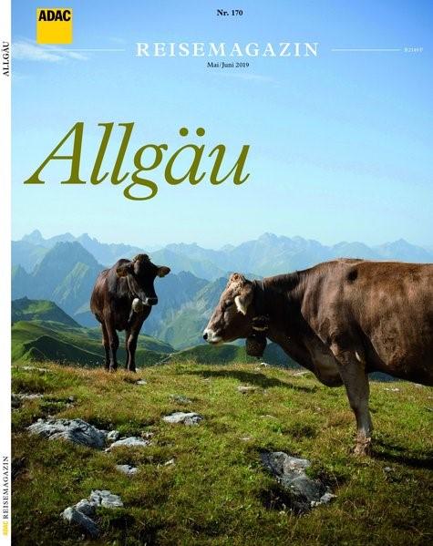 ADAC Reisemagazin Allgäu, 2019 | Buch (Cover)