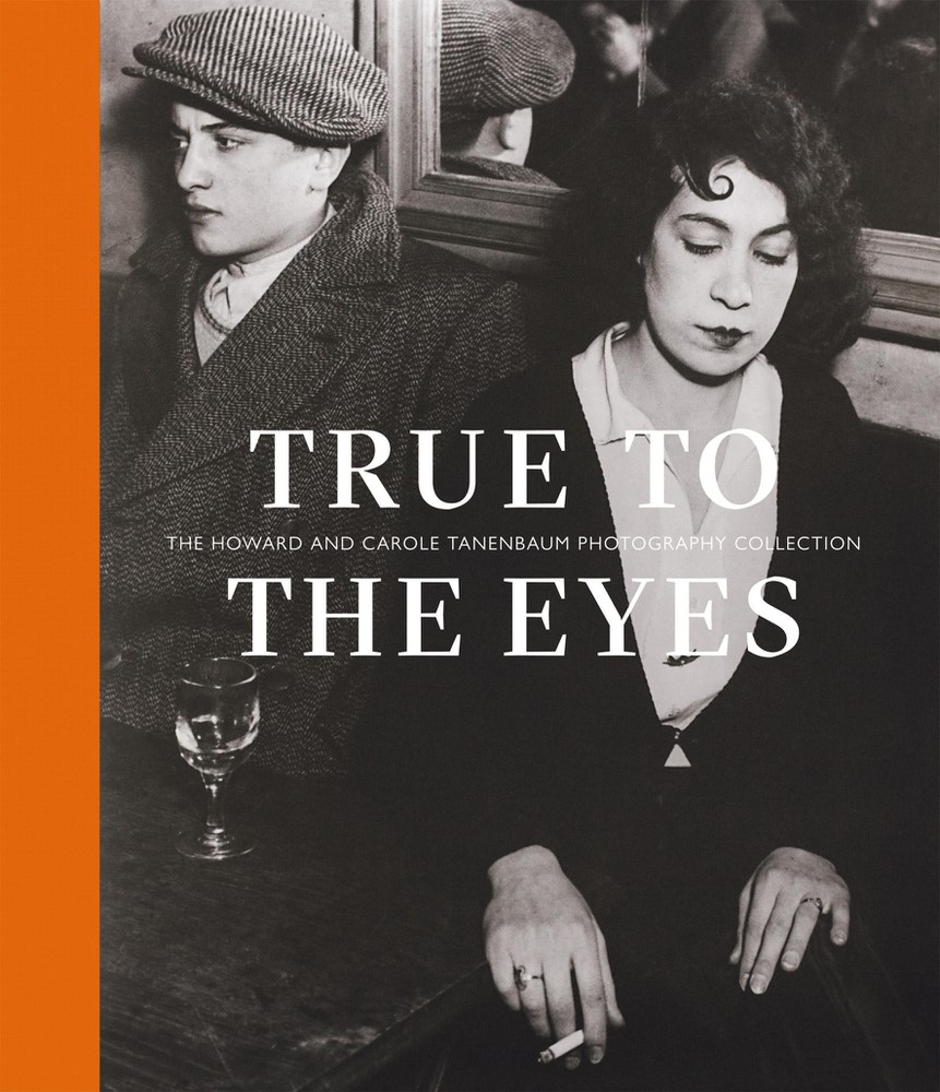 True to the Eyes | Morel / Roth, 2018 | Buch (Cover)