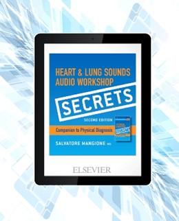 Abbildung von Mangione | Secrets Heart & Lung Sounds Audio Workshop Access Code | 2018