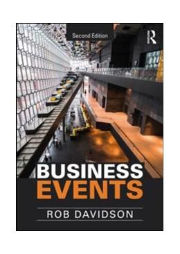 Abbildung von Davidson | Business Events | 2. Auflage | 2018 | beck-shop.de