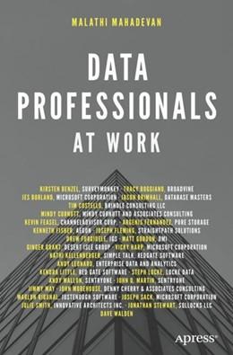 Abbildung von Mahadevan | Data Professionals at Work | 1. Auflage | 2018 | beck-shop.de