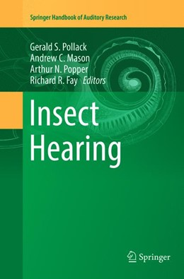 Abbildung von Pollack / Mason / Popper / Fay   Insect Hearing   Softcover reprint of the original 1st ed. 2016   2018   55
