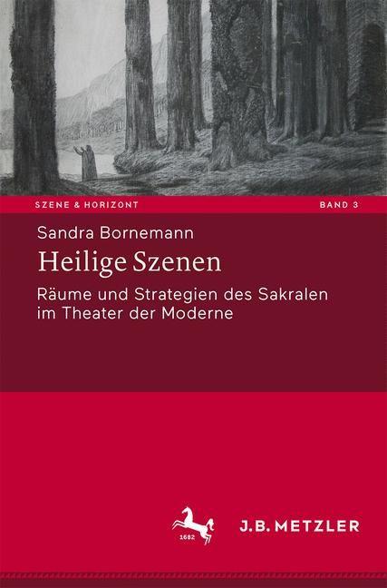 Heilige Szenen | Bornemann-Quecke, 2018 | Buch (Cover)