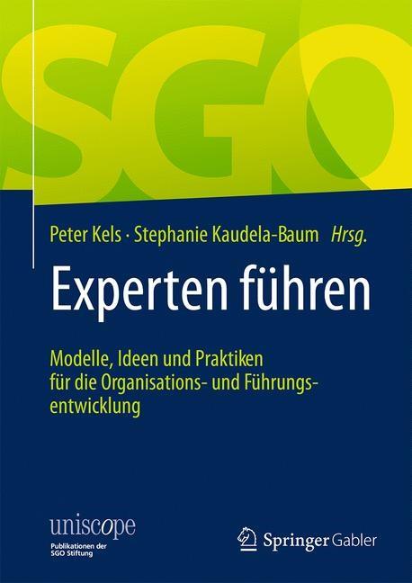 Experten führen | Kels / Kaudela-Baum (Hrsg.), 2018 | Buch (Cover)