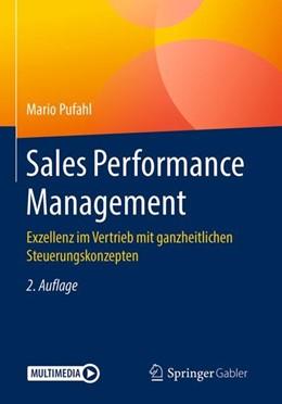 Abbildung von Pufahl   Sales Performance Management   2. Auflage   2018   beck-shop.de