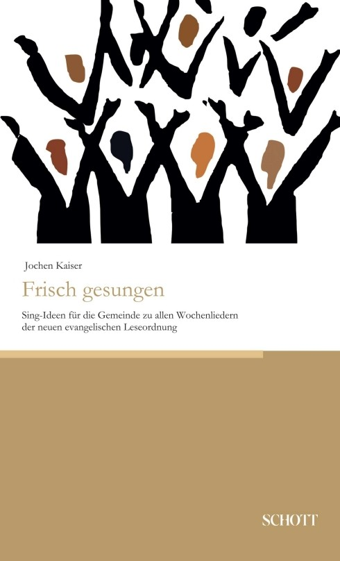 Frisch gesungen | Kaiser | 1, 2018 | Buch (Cover)
