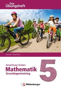 Abbildung von Simon | Anschluss finden - Mathematik 5 | 1. Auflage | 2019 | beck-shop.de