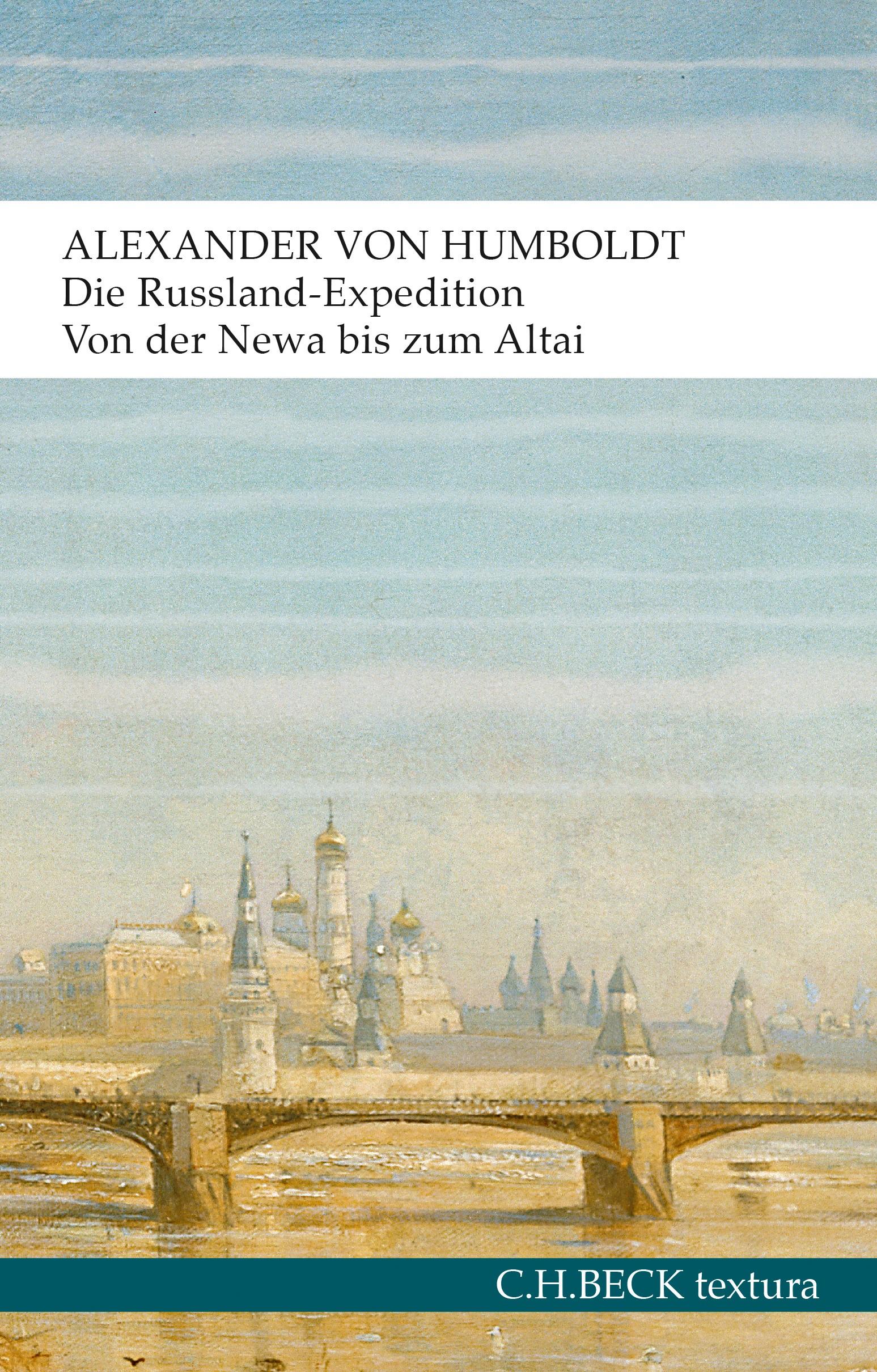 Die Russland-Expedition | von Humboldt, Alexander, 2019 | Buch (Cover)