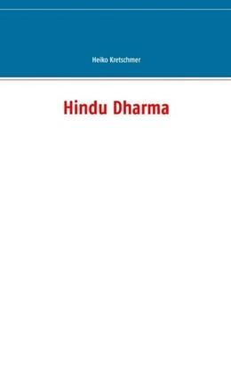 Abbildung von Kretschmer   Hindu Dharma   3. Auflage   2019