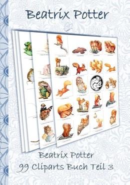 Abbildung von Potter | Beatrix Potter 99 Cliparts Buch Teil 3 ( Peter Hase ) | 2018 | Sticker, Icon, Clipart, Clipar...