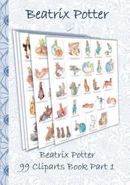 Abbildung von Potter   Beatrix Potter 99 Cliparts Book Part 1 ( Peter Rabbit )   2018   Sticker, Icon, Clipart, Clipar...