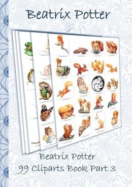 Abbildung von Potter | Beatrix Potter 99 Cliparts Book Part 3 ( Peter Rabbit ) | 2018 | Sticker, Icon, Clipart, Clipar...