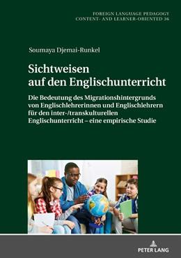 Abbildung von Djemai-Runkel | Sichtweisen auf den Englischunterricht | 1. Auflage | 2018 | beck-shop.de
