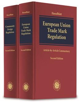 Abbildung von Hasselblatt | European Union Trade Mark Regulation and Community Design Regulation | 2. Auflage | | beck-shop.de