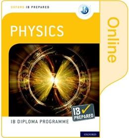 Abbildung von Homer | Oxford IB Diploma Programme: IB Prepared: Physics (Online) | 2019