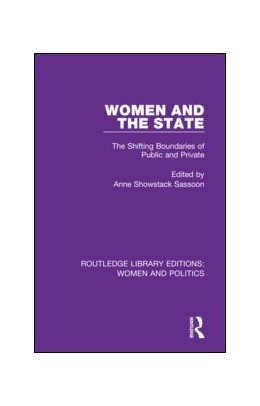 Abbildung von Sassoon | Women and the State | 2018 | The Shifting Boundaries of Pub...