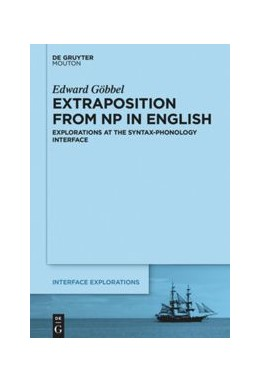 Abbildung von Göbbel | Extraposition from NP in English | 2020 | Explorations at the Syntax-Pho... | 36