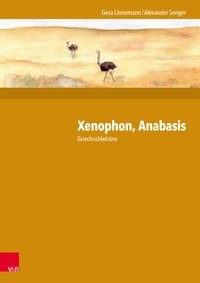 Xenophon, Anabasis | Linnemann / Senger | Aufl., 2018 | Buch (Cover)