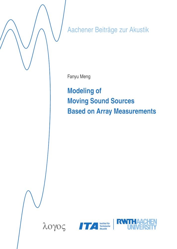 Abbildung von Meng | Modeling of Moving Sound Sources Based on Array Measurements | 2018