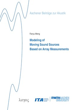 Abbildung von Meng | Modeling of Moving Sound Sources Based on Array Measurements | 2018 | 29